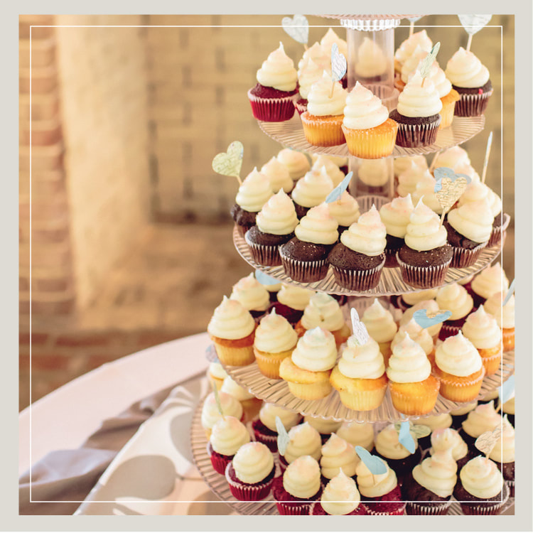Cupcake DownSouth | Wedding Cupcakes in Charleston and Columbia SC ...
