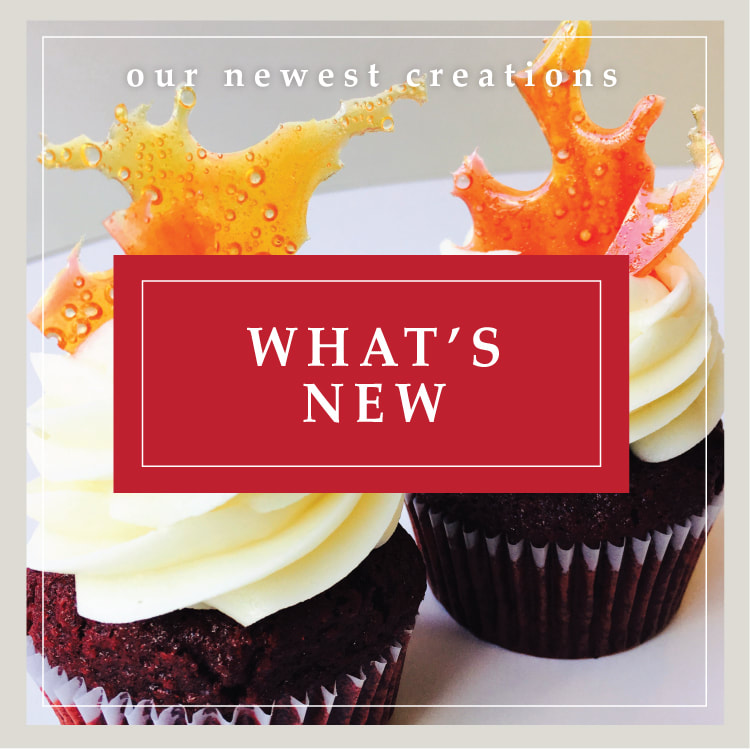 What's new at Cupcake DownSouth in Charleston SC and Columbia SC